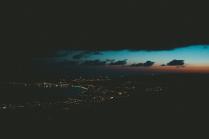 Закат над Геленджиком