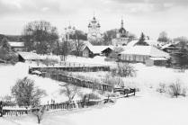 Переславский мотив. Никольский монастырь.