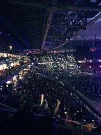 Концерт РХЧП в Москве