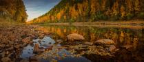 Осеннее зазеркалье
