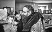 Прощенненое воскресенье в Храме Рождества Пресвятой Богородицы в Белозерском