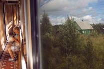 В пути в Карелию