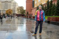 Москва глазами  приезжего