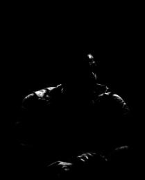 Автопортрет в черном
