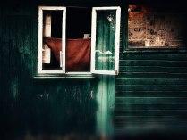 Что за окном твоим таится