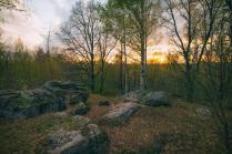 Каменные залежи