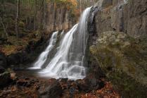 Водопады на Еломовском ключе.