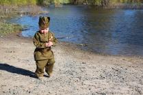 весна на реке Тобол