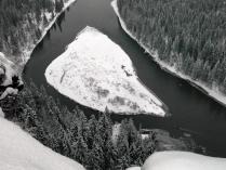 Предзимье на реке Усьва