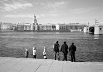 Набережная реки Невы