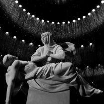 Скульптура в музее на поклонной горе