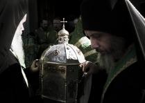 Прощание со святыней