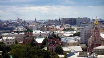 Москва — город тысячи церквей