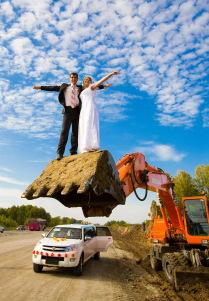 свадьба по-русски