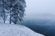Зимнее покрывало