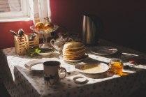 деревенский завтрак