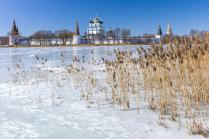 Россия. Теряево. Иосифо-Волоцкий монастырь.