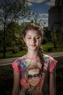 Екатерина Дейнека, 13 лет, Москва