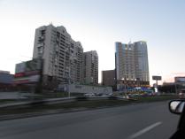Вечерний Новосибирск