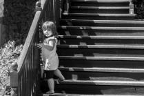 Девочка в Крыму