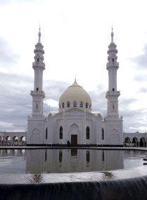Белокаменная мечеть
