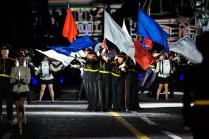 Суворовцы на Красной площади