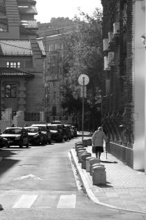 Старость в большом городе