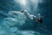 Дышащая под водой