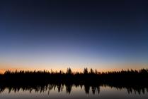 Тиха северная ночь