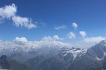 Горы Эльбруса