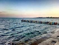 Умиротворяющие волны Черного моря