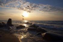 На Балтике ветрено