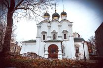 Храм Святого Владимира в Старых Садах