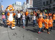 Тигриный карнавал