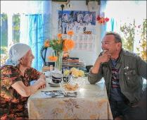 Гарик Сукачев снимает фильм о Чуйском тракте.