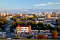 Утренний Барнаул