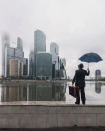 Добро пожаловать в Москву!