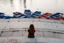 Не одного в лодке