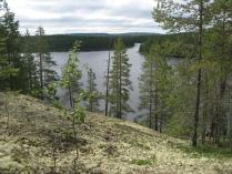 Озеро Верхнее Пулонгское