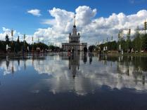 После дождя в Столице