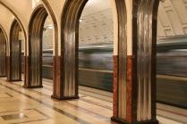 Metro speed