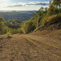 Старая горная дорога