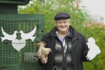 Серега и голуби
