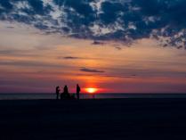 Балтийский закат