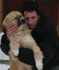 Малыш и дворник Вячеслав