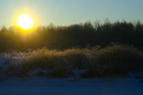 Прикосновение солнца