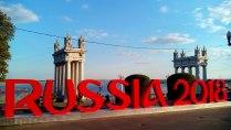 Чемпионат Мира по Футболу в России г.Волгоград
