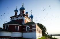 Церковь Димитрия Царевича на крови.