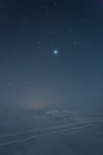 Туманная ночь
