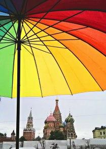 Колоритная Москва.